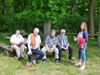 Besuch aus La Ferté-Macé in Neustadt 2018_116