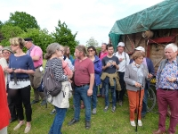 Besuch aus La Ferté-Macé in Neustadt 2018_138