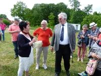 Besuch aus La Ferté-Macé in Neustadt 2018_141