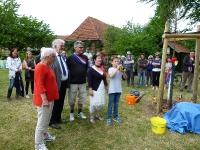 Besuch aus La Ferté-Macé in Neustadt 2018_145