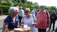 Besuch aus La Ferté-Macé in Neustadt 2018_17