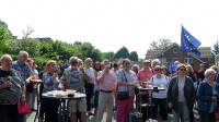 Besuch aus La Ferté-Macé in Neustadt 2018_1