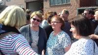 Besuch aus La Ferté-Macé in Neustadt 2018_265