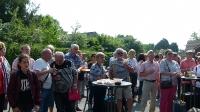 Besuch aus La Ferté-Macé in Neustadt 2018_2
