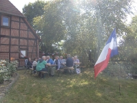 Besuch aus La Ferté-Macé in Neustadt 2018_361