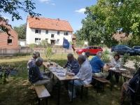 Besuch aus La Ferté-Macé in Neustadt 2018_363