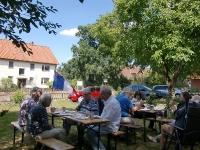 Besuch aus La Ferté-Macé in Neustadt 2018_365