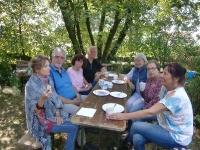 Besuch aus La Ferté-Macé in Neustadt 2018_366