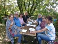 Besuch aus La Ferté-Macé in Neustadt 2018_367