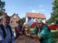 Besuch aus La Ferté-Macé in Neustadt 2018_370
