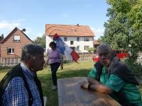 Besuch aus La Ferté-Macé in Neustadt 2018_372