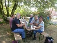 Besuch aus La Ferté-Macé in Neustadt 2018_380