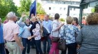 Besuch aus La Ferté-Macé in Neustadt 2018_422