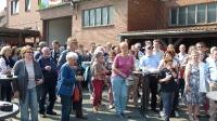 Besuch aus La Ferté-Macé in Neustadt 2018_438