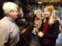 Besuch aus La Ferté-Macé in Neustadt 2018_95