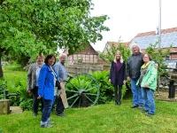 Besuch aus La Ferté-Macé in Neustadt 2018_99
