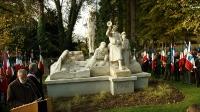 Denkmal 100 Jahre Ende des 1. Weltkrieges in La Ferté-Macé_21