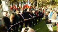 Denkmal 100 Jahre Ende des 1. Weltkrieges in La Ferté-Macé_23