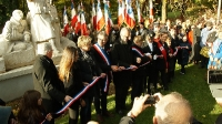 Denkmal 100 Jahre Ende des 1. Weltkrieges in La Ferté-Macé_24