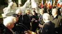 Denkmal 100 Jahre Ende des 1. Weltkrieges in La Ferté-Macé_25