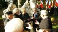 Denkmal 100 Jahre Ende des 1. Weltkrieges in La Ferté-Macé_26