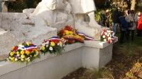 Denkmal 100 Jahre Ende des 1. Weltkrieges in La Ferté-Macé_33