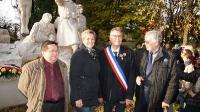 Denkmal 100 Jahre Ende des 1. Weltkrieges in La Ferté-Macé_34